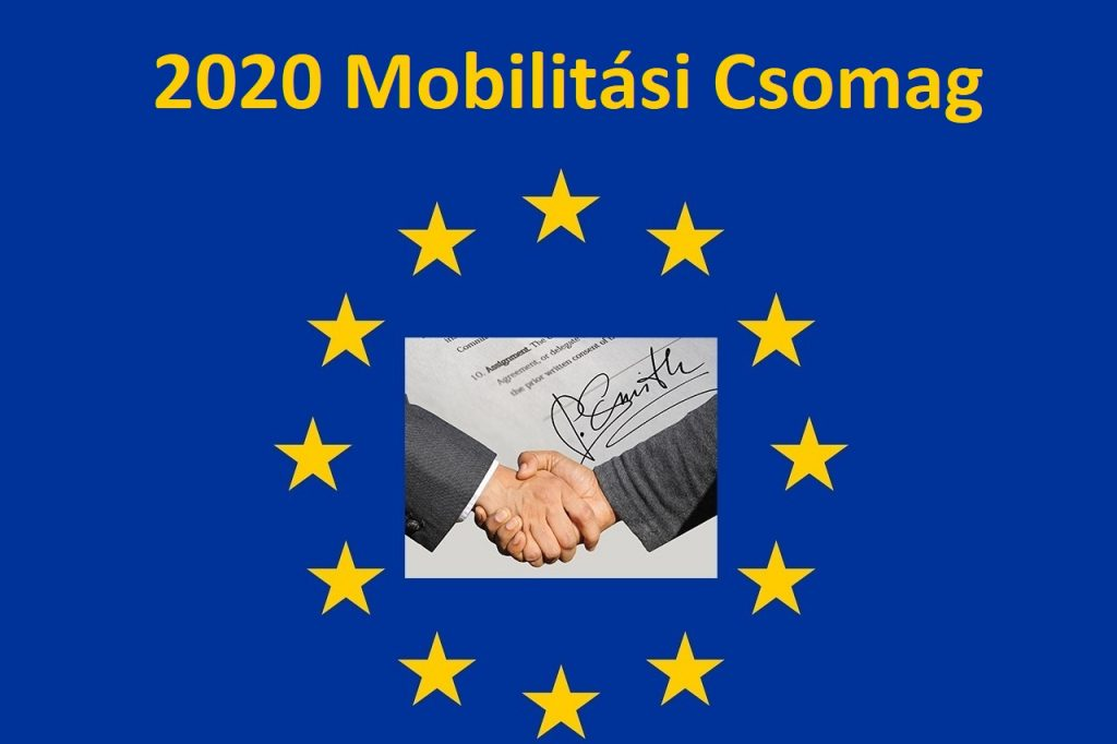 Mobilitási csomag: reform a közúti szállítási ágazatban